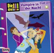 Cover-Bild zu Vampire in der Nacht von Steckelmann, Petra