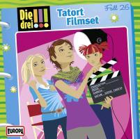 Cover-Bild zu Tatort Filmset