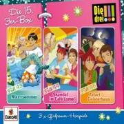 Cover-Bild zu Die drei !!! 3er Box 15 - Folgen 43-45