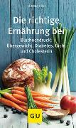 Cover-Bild zu Die richtige Ernährung bei von Pölt, Andrea
