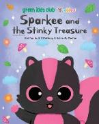 Cover-Bild zu Matheny, Bill: Sparkee and the Stinky Treasure - paperback US 2nd