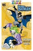 Cover-Bild zu Matheny, Bill: Mein erster Comic: Batman gegen den Joker