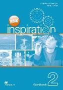 Cover-Bild zu New Inspiration Level 2. Workbook