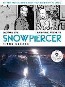 Cover-Bild zu Lob, Jacques: Snowpiercer: The Escape (Movie Tie-In)