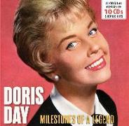 Cover-Bild zu Day, Doris (Komponist): Milestones Of A Legend