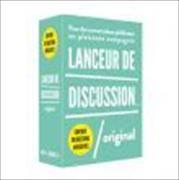 Cover-Bild zu Lanceur de discussion - Original