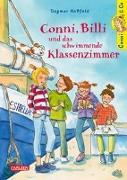 Cover-Bild zu Hoßfeld, Dagmar: Conni & Co 17: Conni, Billi und das schwimmende Klassenzimmer
