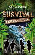 Cover-Bild zu Schlüter, Andreas: Survival - In den Krallen des Leguans