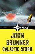 Cover-Bild zu Galactic Storm (eBook) von Brunner, John