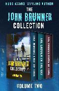 Cover-Bild zu The John Brunner Collection Volume Two (eBook) von Brunner, John