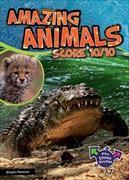 Cover-Bild zu Parsons, Sharon: Amazing Animals Score 10/10