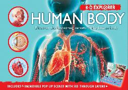 Cover-Bild zu 3-D Explorer: Human Body von de la Bedoyere, Camilla