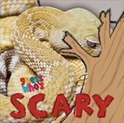 Cover-Bild zu Guess Who's... Scary von de la Bedoyere, Camilla