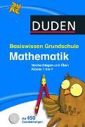 Cover-Bild zu Basiswissen Grundschule - Mathematik von Müller-Wolfangel, Ute