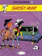 Cover-Bild zu Van Banda, Lo Hartog: Lucky Luke 65 - Ghost Hunt