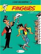 Cover-Bild zu Van Banda, Lo Hartog: Lucky Luke 37 - Fingers