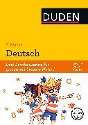 Cover-Bild zu Wissen - Üben - Testen: Deutsch 2. Klasse (eBook) von Neidthardt, Angelika