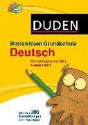 Cover-Bild zu Basiswissen Grundschule - Deutsch von Neidthardt, Angelika