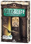 Cover-Bild zu QUIZscape Der goldene Buchstabe