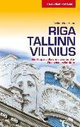 Cover-Bild zu Reiseführer Riga, Tallinn, Vilnius von Volker Hagemann