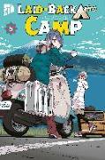 Cover-Bild zu Afro: Laid-Back Camp 8
