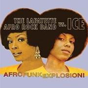 Cover-Bild zu Lafayette Afro Rock Band Vs. Ice (Komponist): Afro Funk Explosion!