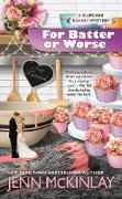 Cover-Bild zu For Batter or Worse (eBook) von Mckinlay, Jenn