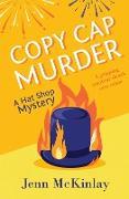 Cover-Bild zu Copy Cap Murder (eBook) von Mckinlay, Jenn