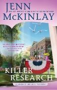 Cover-Bild zu Killer Research (eBook) von Mckinlay, Jenn