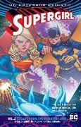 Cover-Bild zu Orlando, Steve: Supergirl Vol. 2: Escape from the Phantom Zone (Rebirth)