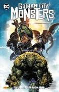 Cover-Bild zu Orlando, Steve: Gotham City Monsters: Die Stadt der Monster