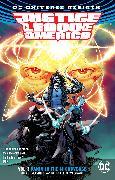 Cover-Bild zu Orlando, Steve: Justice League of America Vol. 3: Panic in the Microverse (Rebirth)