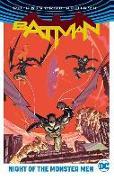 Cover-Bild zu King, Tom: Batman: Night of the Monster Men (Rebirth)