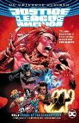 Cover-Bild zu Orlando, Steve: Justice League of America Vol. 2: Curse of the Kingbutcher (Rebirth)