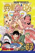 Cover-Bild zu One Piece, Vol. 63 von Oda, Eiichiro