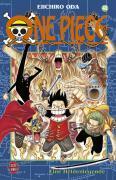Cover-Bild zu One Piece, Band 43 von Oda, Eiichiro
