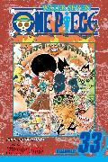 Cover-Bild zu One Piece, Vol. 33 von Oda, Eiichiro