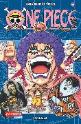 Cover-Bild zu One Piece, Band 56 von Oda, Eiichiro
