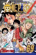 Cover-Bild zu One Piece, Vol. 69 von Oda, Eiichiro