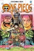 Cover-Bild zu One Piece 95 von Oda, Eiichiro