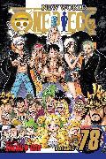 Cover-Bild zu One Piece, Vol. 78 von Oda, Eiichiro