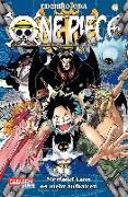 Cover-Bild zu One Piece, Band 54 von Oda, Eiichiro