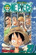 Cover-Bild zu One Piece, Vol. 27 von Oda, Eiichiro
