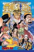 Cover-Bild zu One Piece, Vol. 75 von Oda, Eiichiro