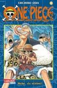 Cover-Bild zu One Piece, Band 08 von Oda, Eiichiro