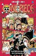 Cover-Bild zu One Piece, Band 71. Das Kolosseum der Schurken von Oda, Eiichiro