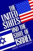 Cover-Bild zu The United States and the State of Israel (eBook) von Schoenbaum, David