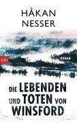 Cover-Bild zu Die Lebenden und Toten von Winsford von Nesser, Håkan