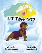 Cover-Bild zu Appleby, Chrissie: Is it time yet?