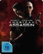 Cover-Bild zu American Assassin - Steelbook von Dylan O'Brien (Schausp.)